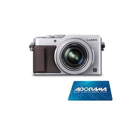 Panasonic Lumix DMC-LX100 16.8MP HD DSLR Camera