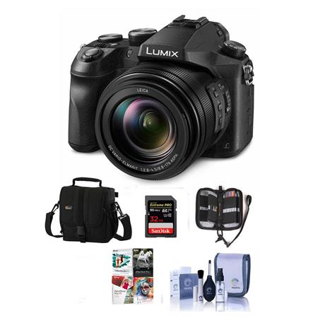 dc3ab41078 Panasonic Lumix DMC-FZ2500 Digital Camera - And Free PC Accessory ...