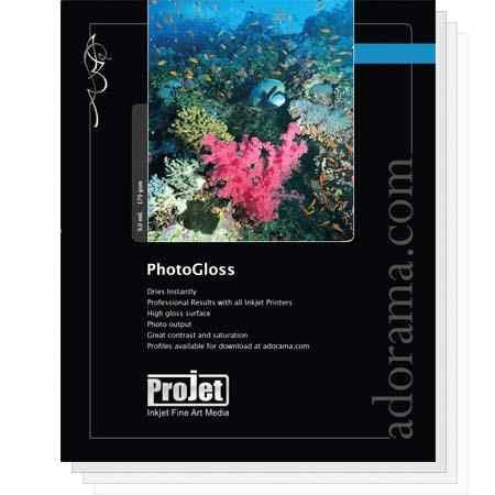 Projet Photo Gloss Paper: Picture 1 regular