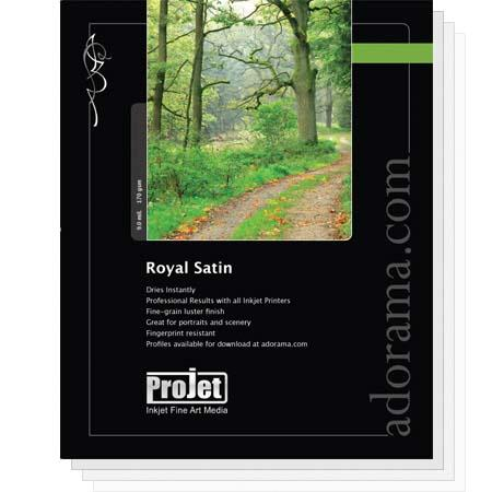 Projet Royal Satin Paper: Picture 1 regular