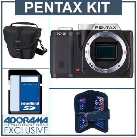 Pentax K-01: Picture 1 regular