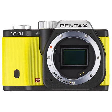Pentax K-01: Picture 1 regular