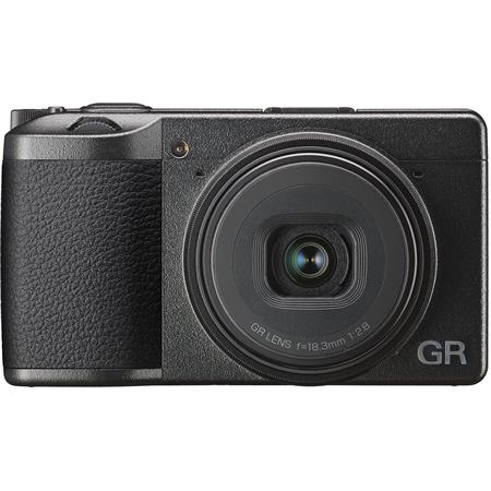 GR III Digital Camera - Black