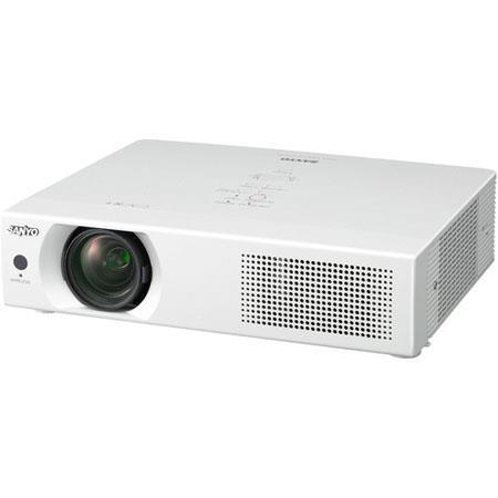 Sanyo PLC-XU116 XGA 3 LCD Projector, 4500 Lumens PLC-XU116