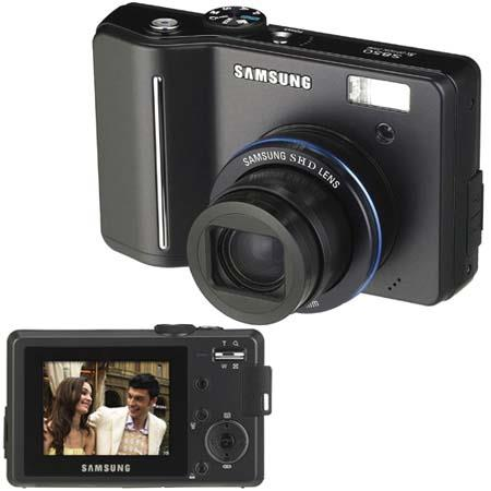samsung digimax s850 point and shoot digital camera 8 1 megapixel rh adorama com Samsung Security Camera Manuals Samsung Security Camera Manuals