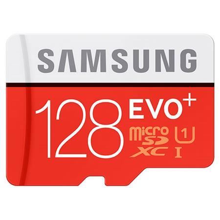 Samsung EVO 128GB microSDXC Card