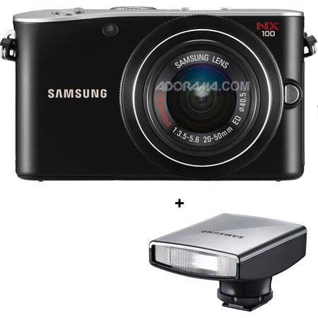 Samsung NX100: Picture 1 regular