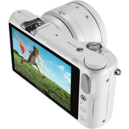 Samsung NX2000 Digital Camera with 20-50mm f/3 5-5 - Adorama