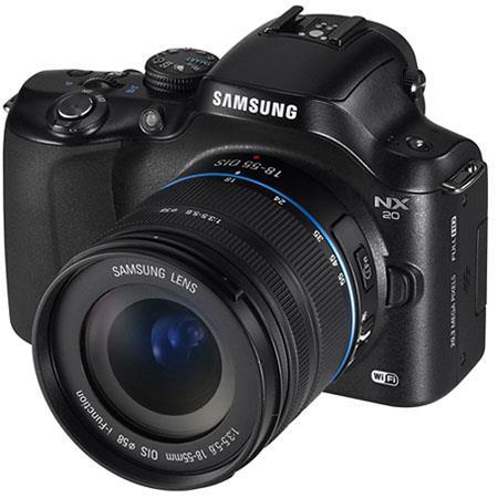 Samsung NX20: Picture 1 regular