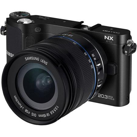 Samsung NX210: Picture 1 regular