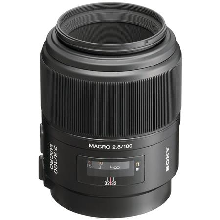 Sony 100mm F/2.8: Picture 1 regular