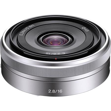 Sony 16mm F/2.8 Mirrorless: Picture 1 regular