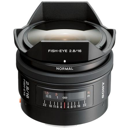Sony 16mm F/2.8: Picture 1 regular