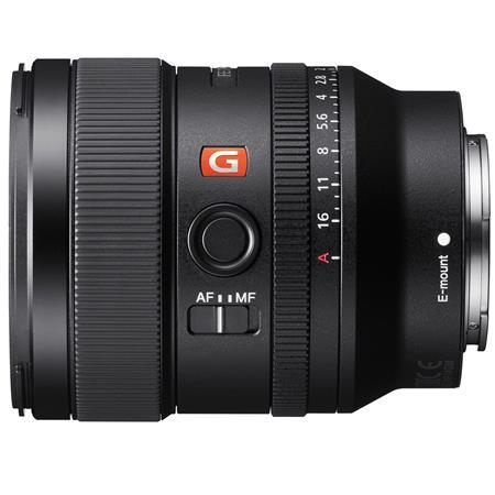 Sony FE 24mm F/1 4 GM (G Master) E Mount Lens