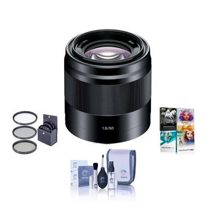 Sony E 50mm F/1.8 OSS: Picture 1 regular