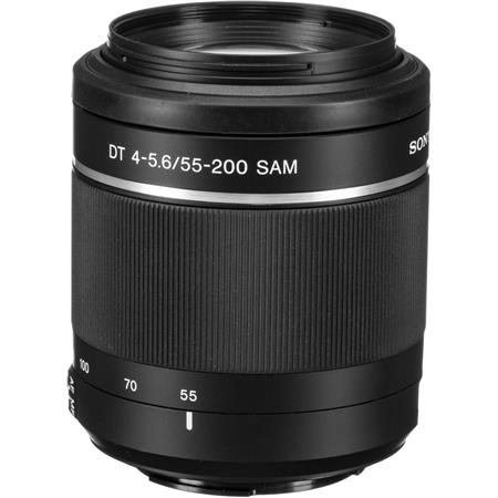 Sony 55-200mm f/4-5.6: Picture 1 regular