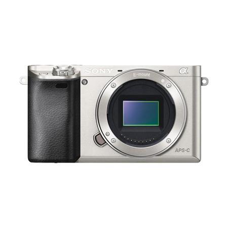 Sony Alpha A6000 Mirrorless Digital Camera Body, 24.3MP, 3.0