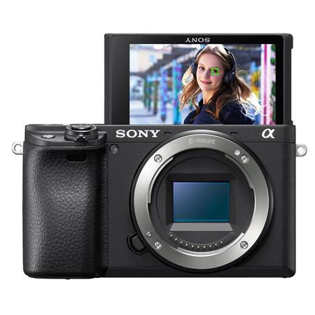 Sony Alpha a6400 Mirrorless Digital Camera Body - With Free Mac Accessory  Bundle