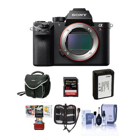 Sony a7R II Alpha Full Frame Mirrorless Camera Body w/Free Mac ...