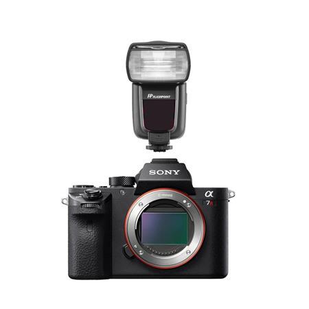 Sony a7R II Alpha Full Frame Mirrorless Digital Camera Body With FP ...