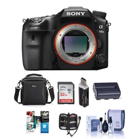Sony A99 Ii >> Sony Alpha A99 Ii Dslr Body With Free Accessory Bundle Ilca 99m2 A
