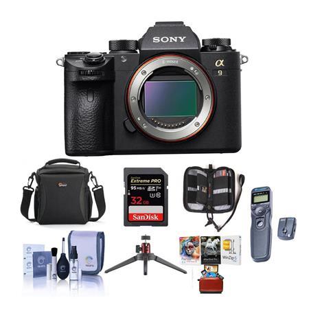 Sony Alpha A9 Mirrorless Digital Camera Full Frame With