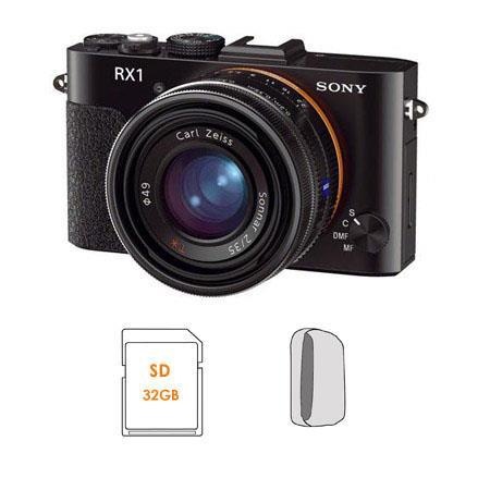 Sony DSC-RX1: Picture 1 regular