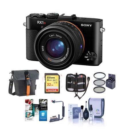 Sony Cyber-Shot DSC-RX1R II Digital Camera and Free Accessories