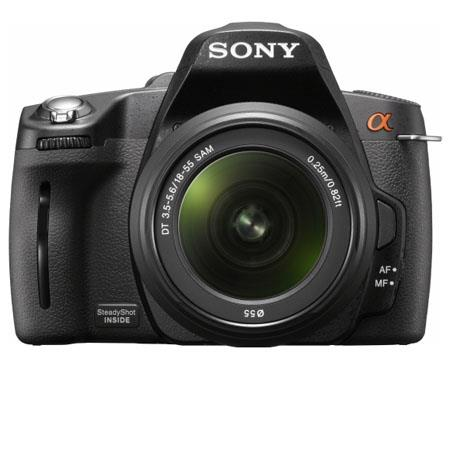 Sony DSLR-A390: Picture 1 regular