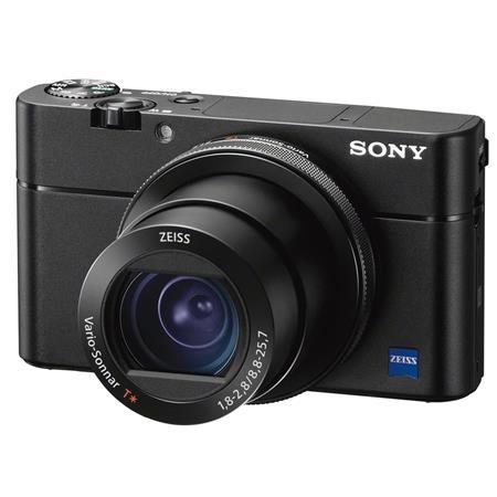 sony cyber shot dsc rx100 v digital camera