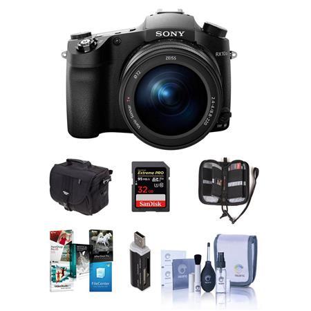Sony Cyber-Shot DSC-RX10 II Digital Camera Memory Card 2 x 32GB Secure Digital High Capacity SDHC 2 Pack Memory Cards