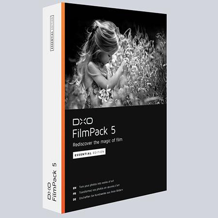DxO Labs FilmPack 5 Essential Edition Image Processing Software for  Macintosh & Windows