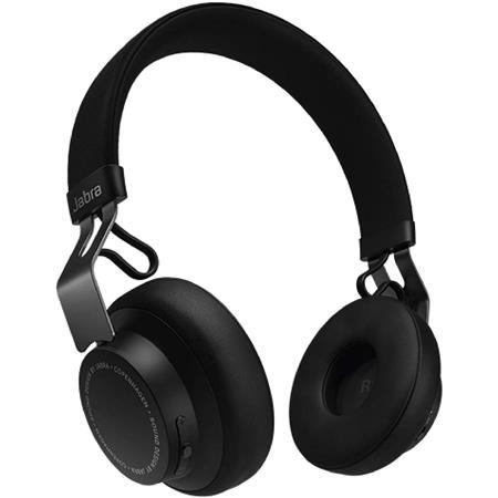 Jabra Move Style Edition Wireless Bluetooth Headphone Black 100 96300004 02