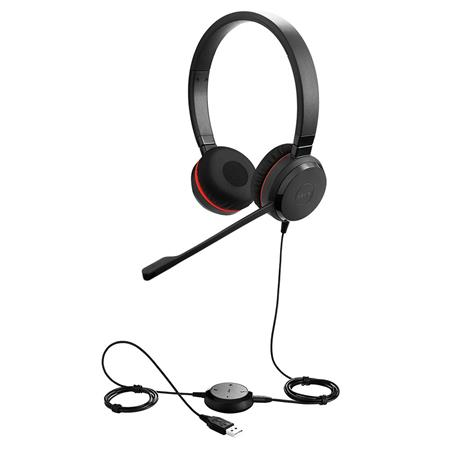 Jabra Evolve 30 Ii Ms Stereo Headset 5399 823 309 Adorama