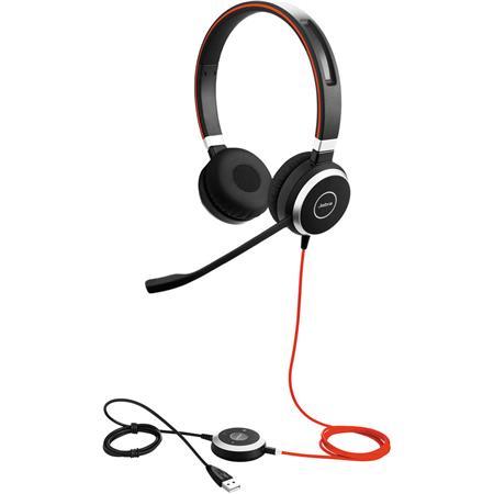 Jabra Evolve 40 Uc Stereo Headset 6399 829 209 Adorama