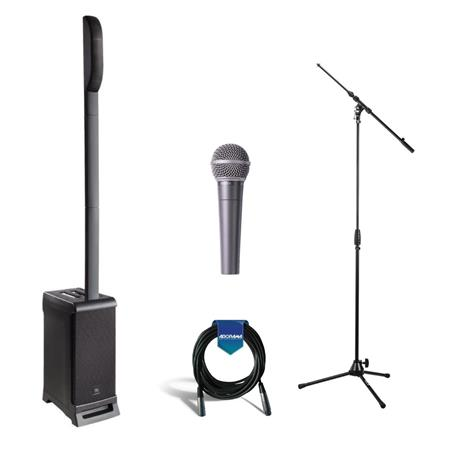 JBL EON ONE PRO All-in-One Rechargeable Linear Array PA System Bundle