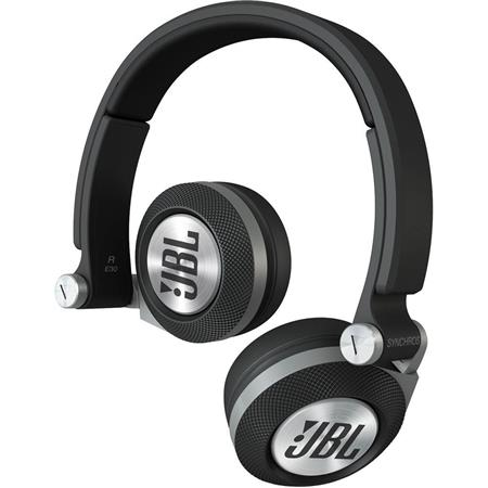 JBL Synchros E30 On-Ear 3.5mm Wired Professional Headphones