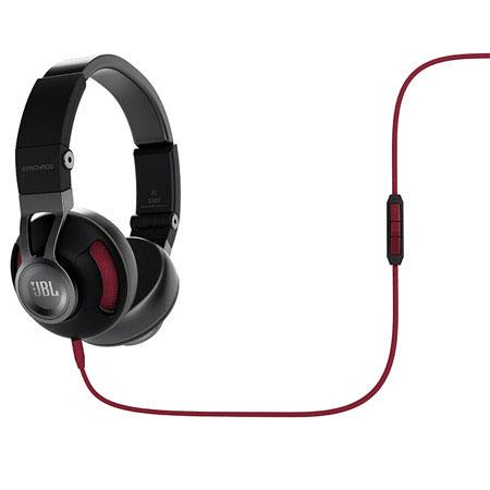 JBL Synchros S300i On-Ear Headphones w/Mic
