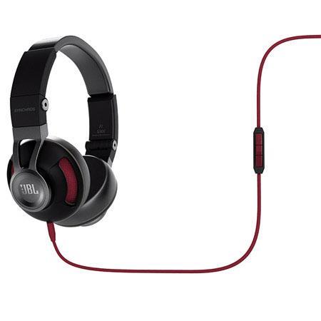 JBL Synchros S300i On-Ear Headphones w/Mic