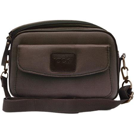 Jill E Designs Compact Jack Camera Bag Brown
