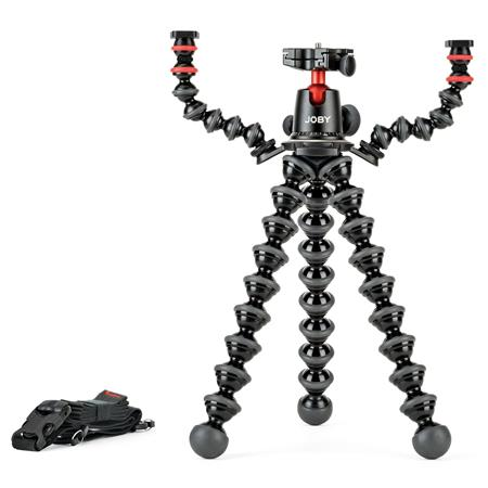 Joby GorillaPod Rig for DSLR Camera with Mic and Light Arms only $85.00