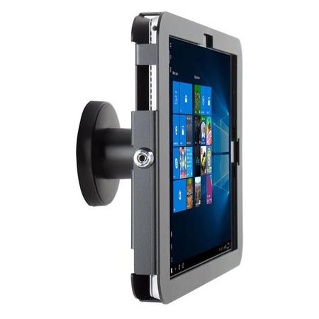 The Joy Factory Elevate Ii On Wall Mount Kiosk For Surface Pro Pro
