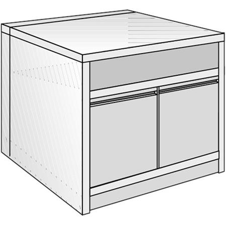 JUST Normlicht System Cabinet 3B: Picture 1 Regular