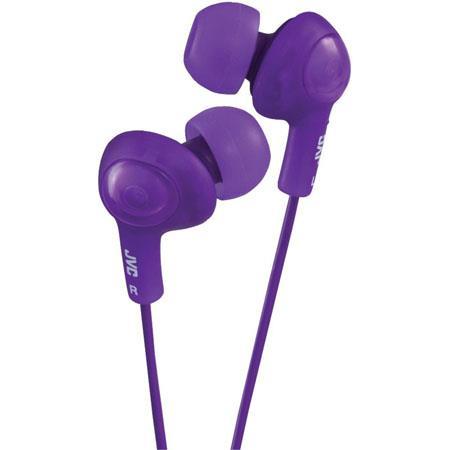Gummy earbuds jvc plus - earphones jvc