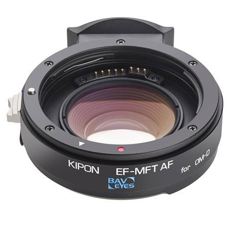 Kipon AF Adapter für Canon EF auf MFT by studio-ausruestung.de