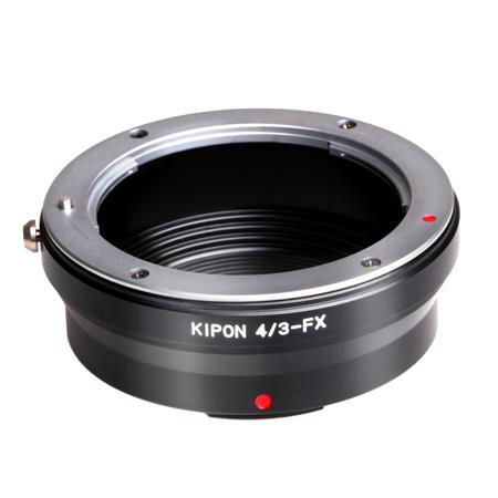 Kipon Four Thirds Lens to Fuji X Series Camera Lens Adapter