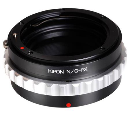 Kipon Contax G Lens to Fuji X Series Camera Lens Adapter