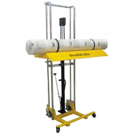 keencut on a roll lifter hi rise lifts rolls up to 71 h 440 pounds 200 kg. Black Bedroom Furniture Sets. Home Design Ideas