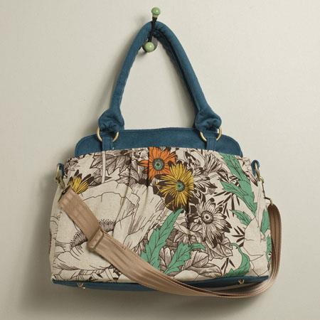 Ketti Handbags Pea Fl Picture 1 Regular
