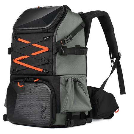 K&F Concept Multi-Functional Waterproof Large DSLR Camera Backpack